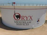 Source: Oryx Midstream Services