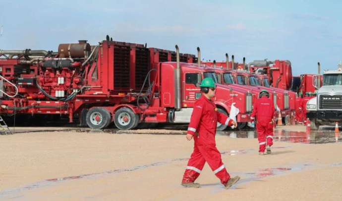 Halliburton lays off 650 employees in four western states - oil and gas 360