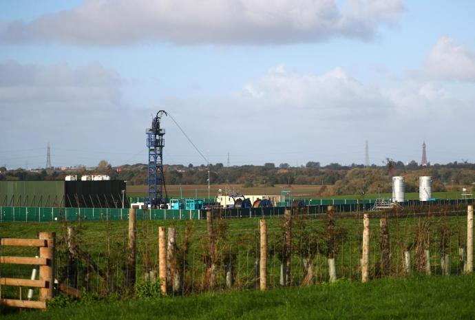 UK shale gas explorers' shares fall on fracking moratorium-oag360