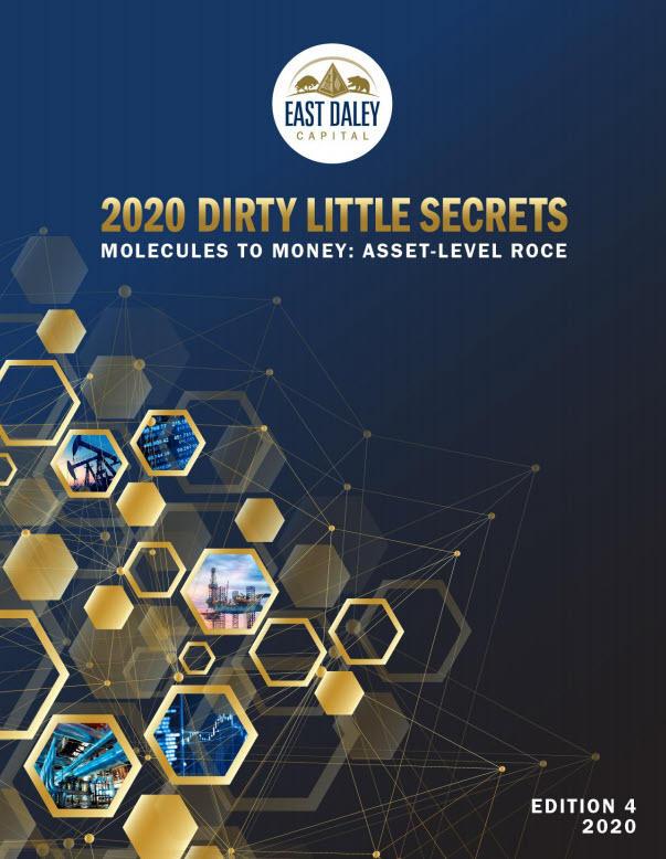 East Daley Capital - 2020 Dirty Little Secrets cover - oilandgas360
