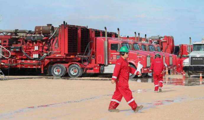 Halliburton to close office in Oklahoma, lay off 800 employees- oil and gas 360