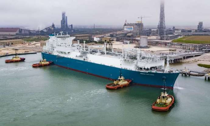Cheniere Energy's 1,000th LNG cargo headed to France- oil and gas 360