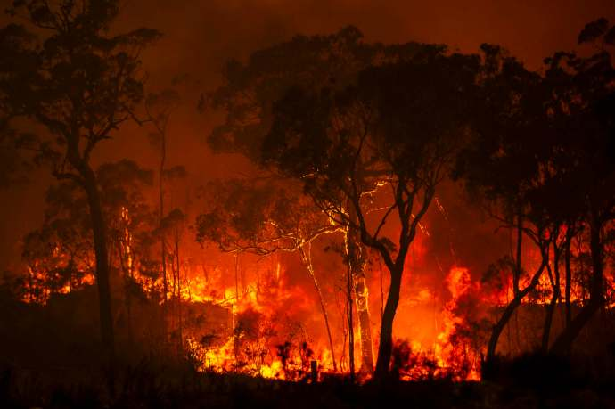Deadly Australia bushfires sweeping country reaches national disaster -2 - oilandgas360