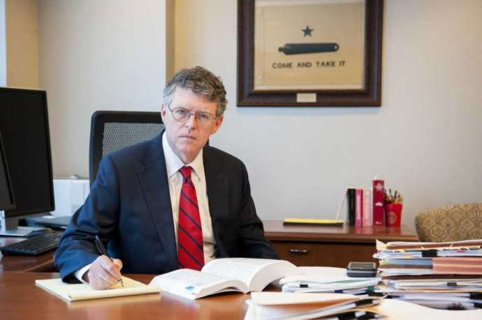 McNamee, longtime Texas GOP attorney, will step down from FERC- oil and gas 360