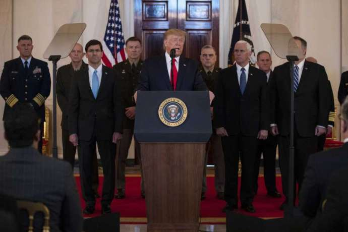 Despite Trump's claim, U.S. still needs Middle East oil- oil and gas 360