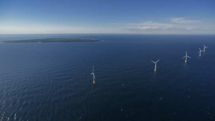 US has only one offshore wind energy farm, but a $70 billion market is on the way- oil and gas 360