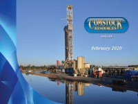 EnerCom Dallas – Comstock Resources Investor Presentation