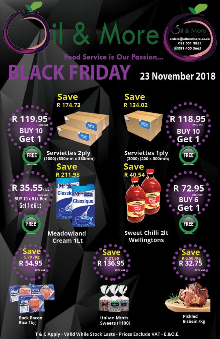 black friday promotion 23 november 2018 p2