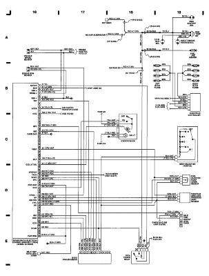 1989 Ford F250 Wiring Diagram : 1989 Ford E350 Wiring