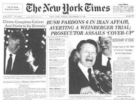 Image result for iran contra affair