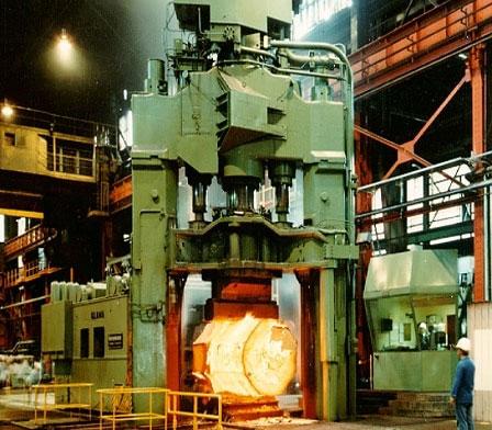 hydraulic press control oilgear