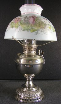 Oil Lamp Antiques