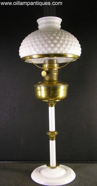 Australian Aladdin Mantle Lamp - Oil Lamp Antiques