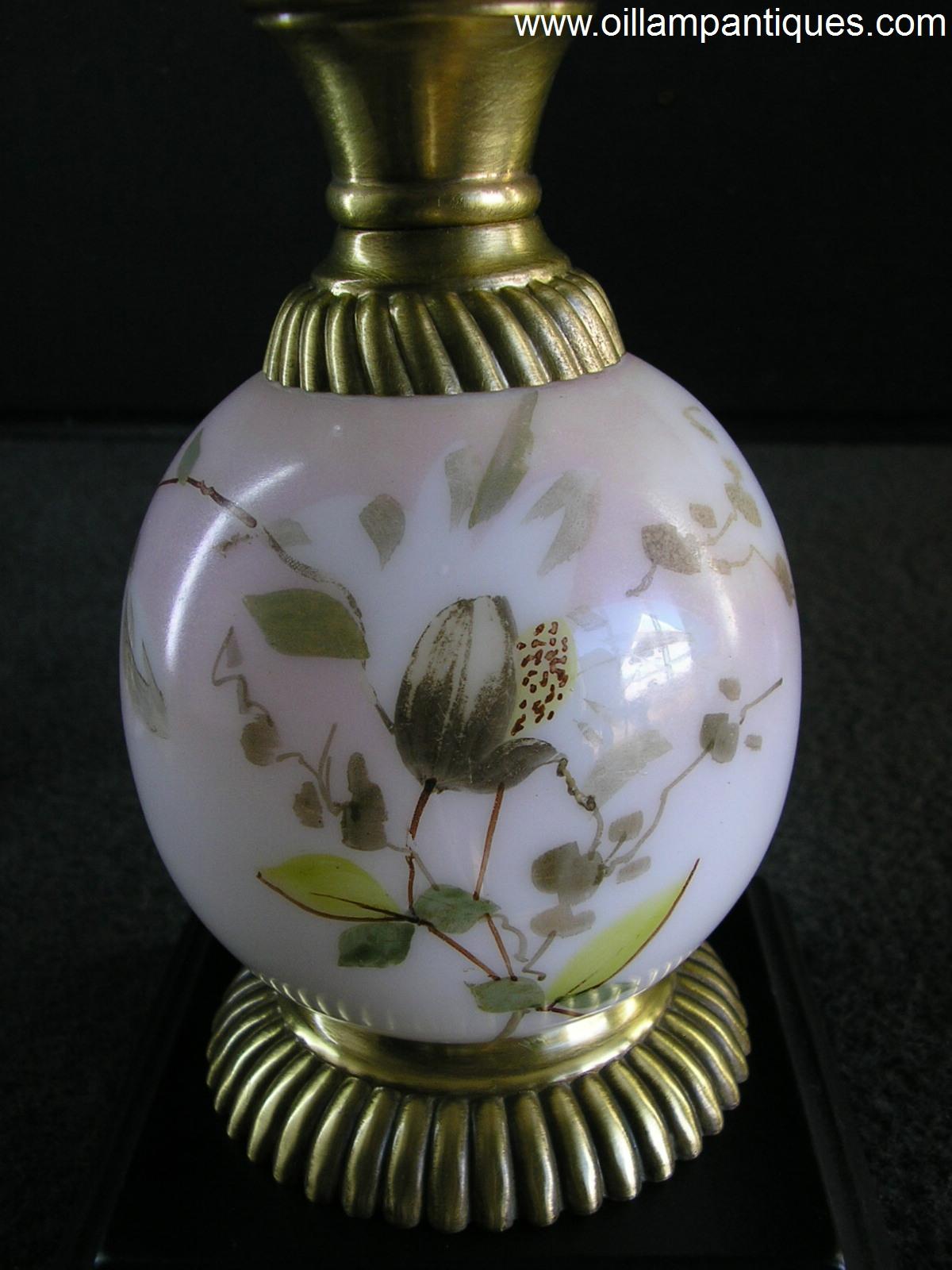 Sears Oil Lamp Circa 1897 Oil Lamp Antiques