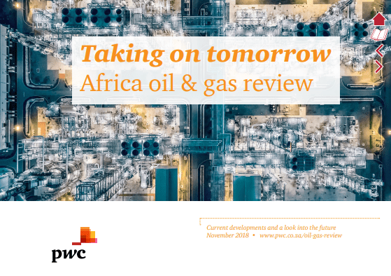 Outlook for Africa's oil & gas industry improves – PwC