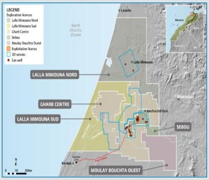 EGYPT/ MOROCCO: Post-drilling Extension of Plateau Production at South Disouq and De-risked Prospectivity in both Egypt and Morocco