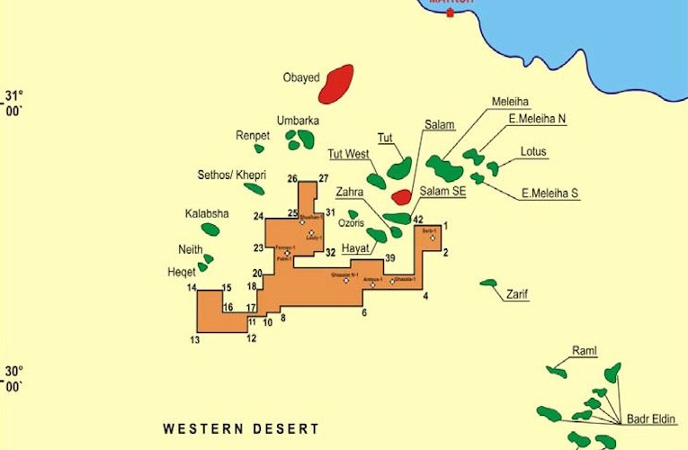 EGYPT: Eni Makes New Oil Discovery & New Production in the Western Desert