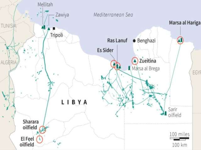 LIBYA: NOC Ready To Lift Force Majeure At Es Sider Oil Port