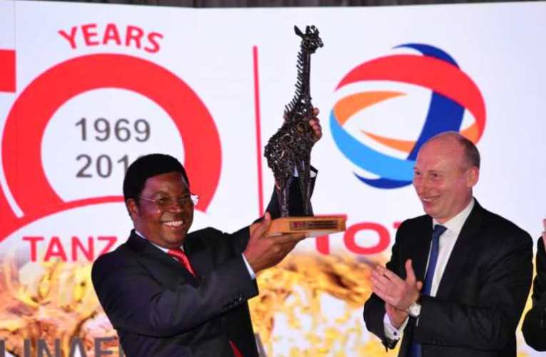 CORRECTION: Total Commits to Keeping its Investments in Tanzania
