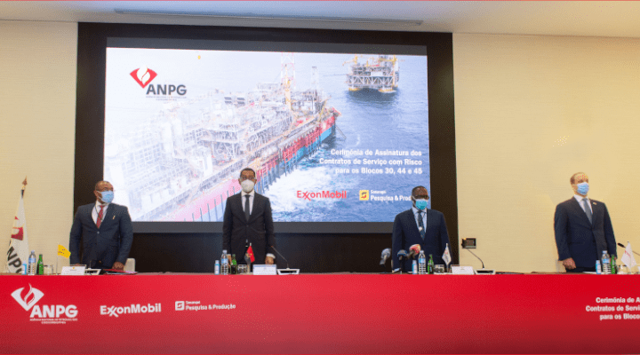 ANGOLA: ANPG, ExxonMobil & SONANGOL Sign 3 Contracts for the Exploration of the Namibia Basin
