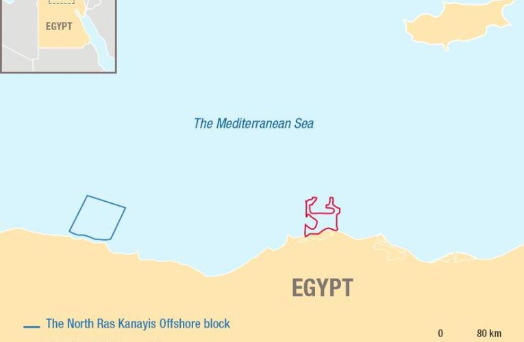 EGYPT: Total Led Consortium Enters the North Ras Kanayis Offshore Block