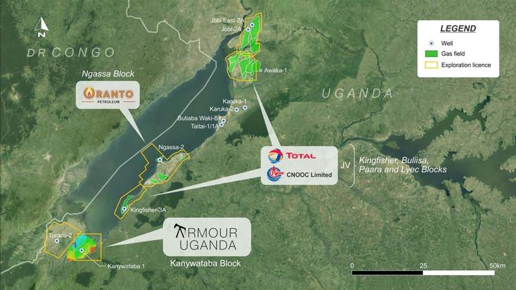 UGANDA: Armour Energy to Acquire Infill 2D seismic in Kanyatwaba Block