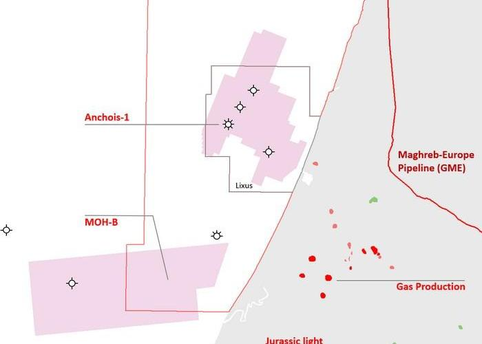 MOROCCO: Chariot Oil & Gas Awards Anchois Gas Appraisal Well Services Contract