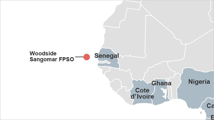 SENEGAL: TMC Awarded Sangomar FPSO Compressors Contract