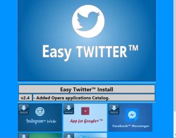 EasyTwitter