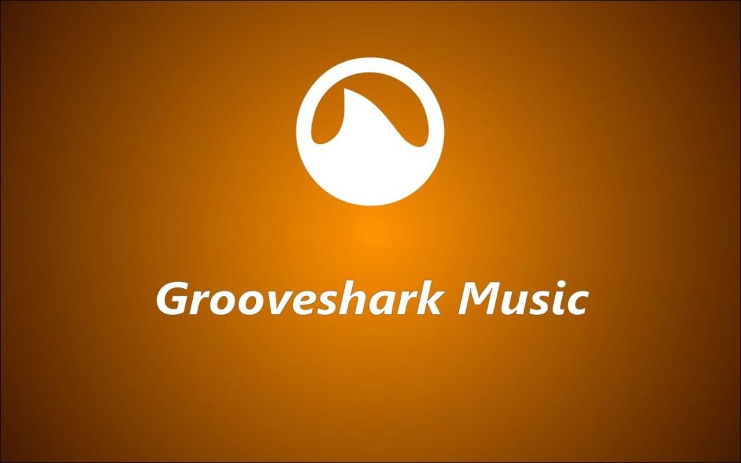 Grooveshark 1280x800