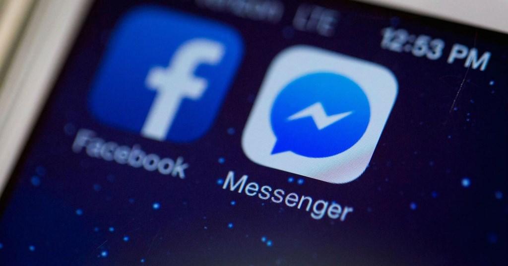 Facebook Messenger: website review