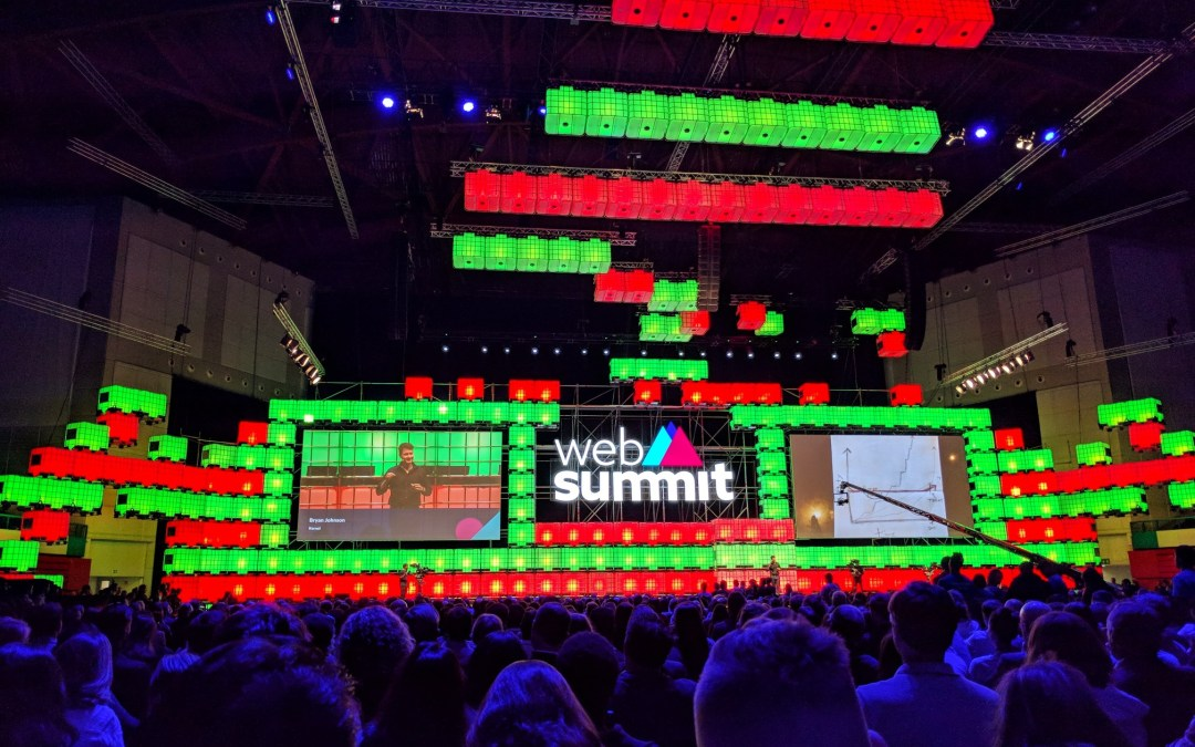 #Websummit2017 Throwback!