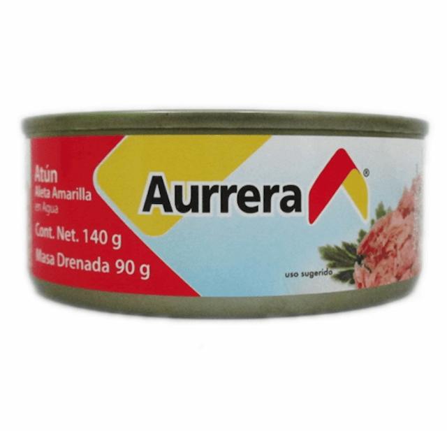 atún Aurrerá