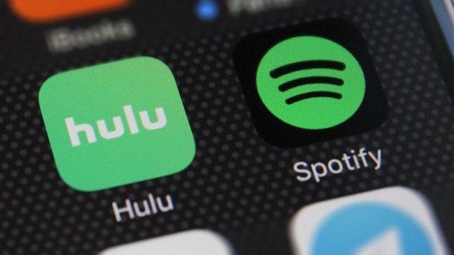 Hulu Spotify