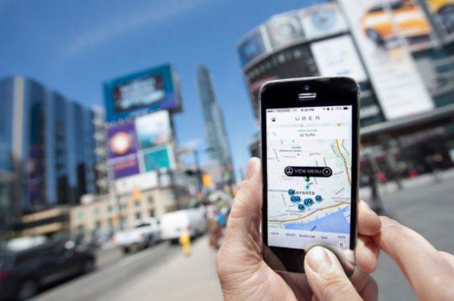 Uber, Latinoamérica, Taxis