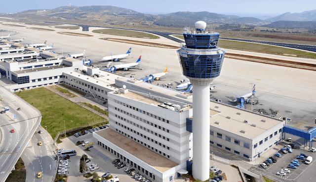 Aeropuerto Atenas
