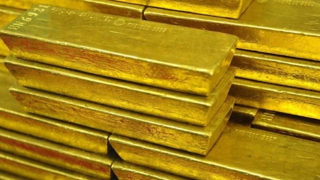 Cuánto cuesta el lingote de oro