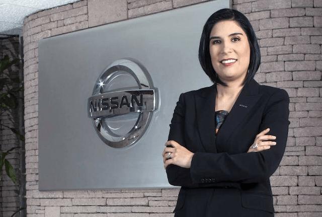 Nissan Mayra González
