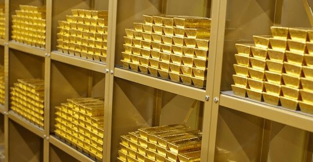 lingote oro