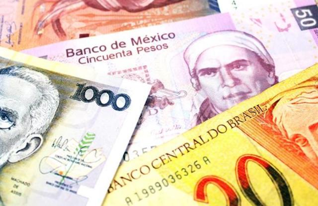 peso mexicano apreciación