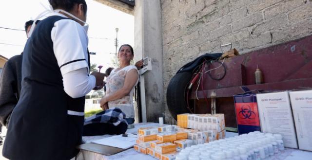Atención médica en México