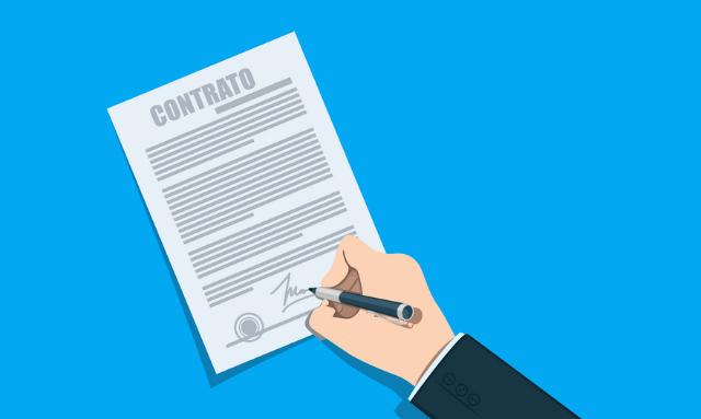 Contrato de departamentos en renta