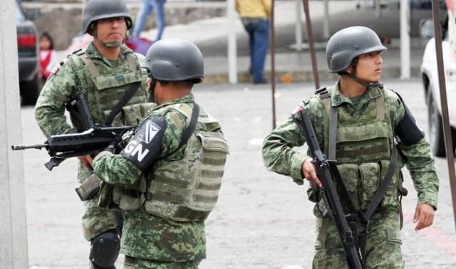 ESTO GANARÁN LOS ELEMENTOS DE LA GUARDIA NACIONAL
