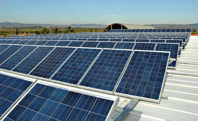 Industria de energía solar en México
