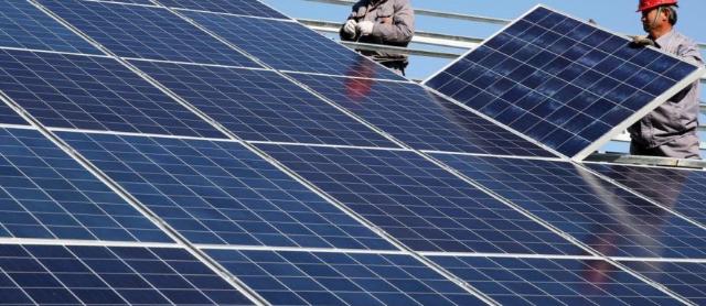 Industria de energía solar