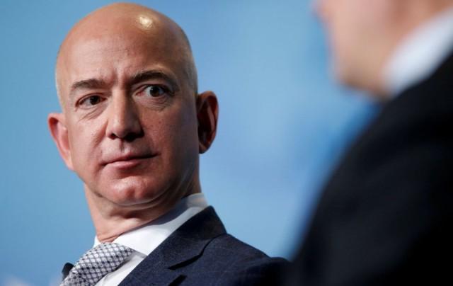 Jeff Bezos, el líder de Amazon