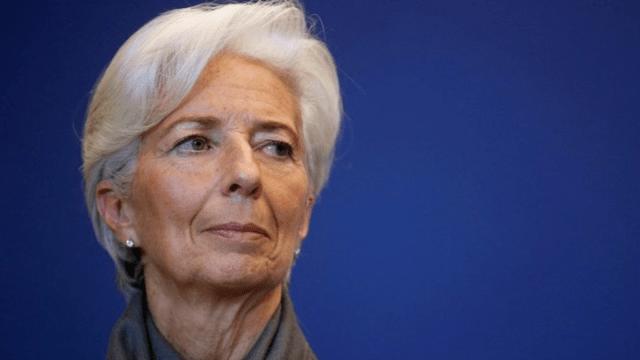 Legarde renuncia al FMI