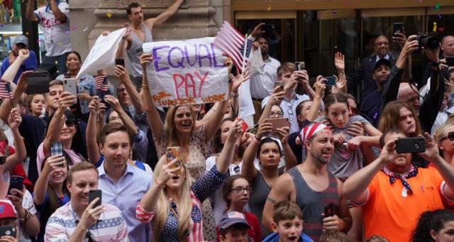 Ley contra brecha salarial de género en Nueva York