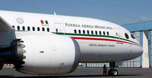 Los seis interesados en el avión presidencial de México