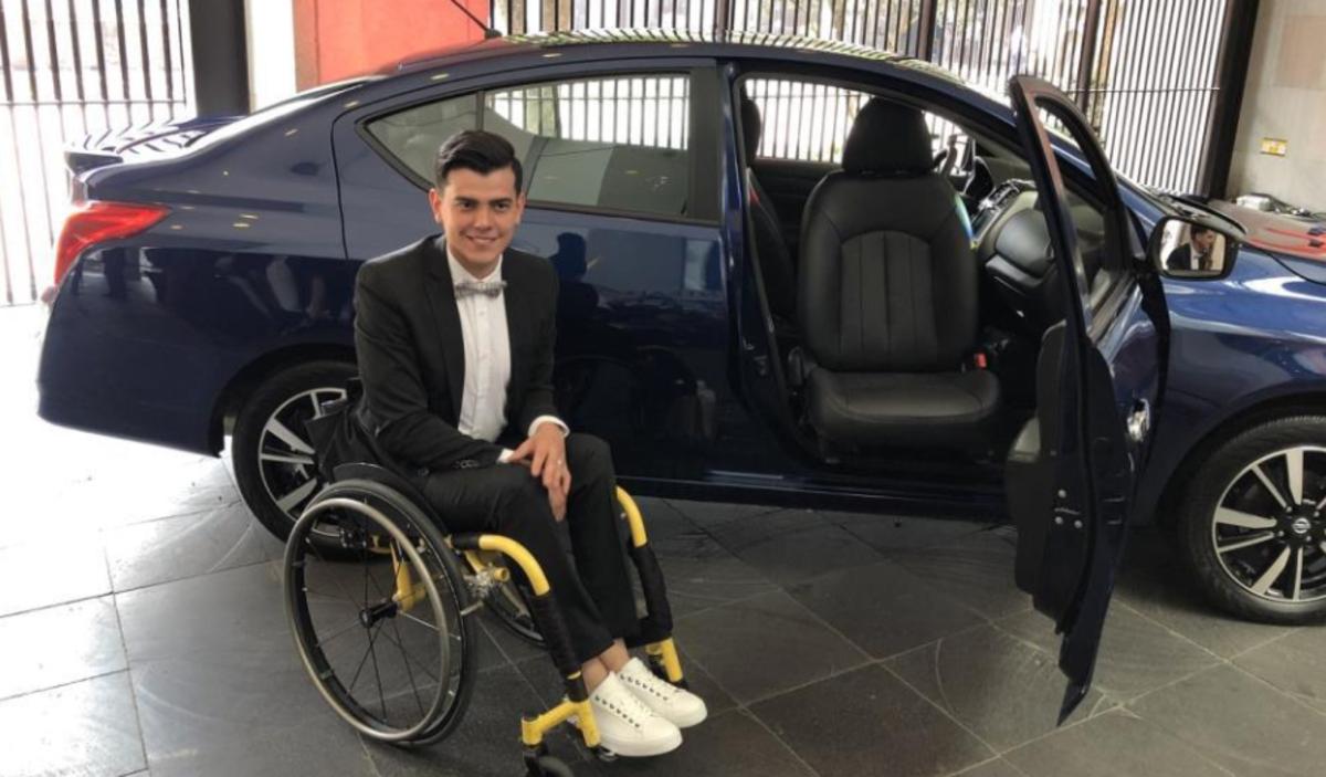 Nuevo auto de Nissan para personas con discapacidades